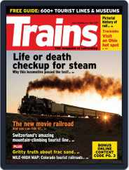 Trains (Digital) Subscription March 23rd, 2013 Issue