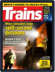 Trains (Digital) Subscription February 23rd, 2013 Issue