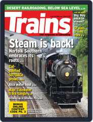 Trains (Digital) Subscription January 26th, 2013 Issue
