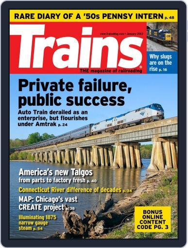 Trains (Digital) November 26th, 2012 Issue Cover
