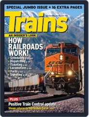 Trains (Digital) Subscription September 22nd, 2012 Issue