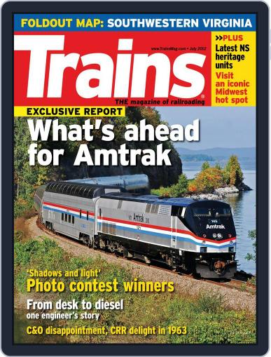 Trains (Digital) May 26th, 2012 Issue Cover