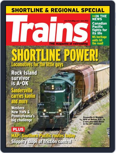 Trains (Digital) April 21st, 2012 Issue Cover