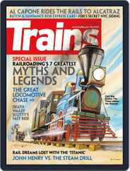 Trains (Digital) Subscription February 25th, 2012 Issue