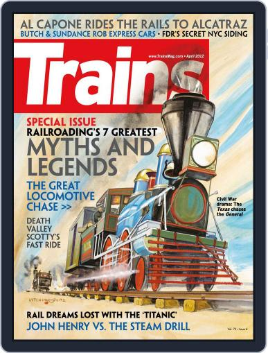 Trains (Digital) February 25th, 2012 Issue Cover