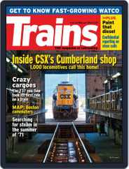 Trains (Digital) Subscription January 21st, 2012 Issue