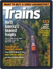 Trains (Digital) Subscription December 24th, 2011 Issue