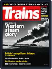 Trains (Digital) Subscription November 25th, 2011 Issue