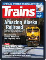 Trains (Digital) Subscription October 21st, 2011 Issue