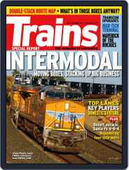 Trains (Digital) Subscription October 5th, 2011 Issue