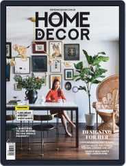 Home & Decor (Digital) Subscription November 1st, 2019 Issue