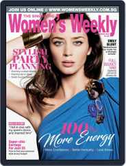Singapore Women's Weekly (Digital) Subscription November 1st, 2016 Issue