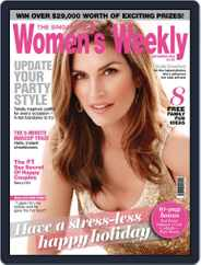 Singapore Women's Weekly (Digital) Subscription December 1st, 2015 Issue