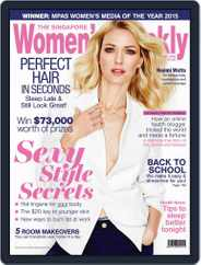 Singapore Women's Weekly (Digital) Subscription June 16th, 2015 Issue