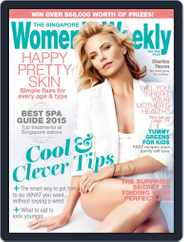 Singapore Women's Weekly (Digital) Subscription May 1st, 2015 Issue