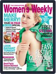 Singapore Women's Weekly (Digital) Subscription November 20th, 2013 Issue