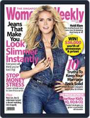 Singapore Women's Weekly (Digital) Subscription July 17th, 2013 Issue