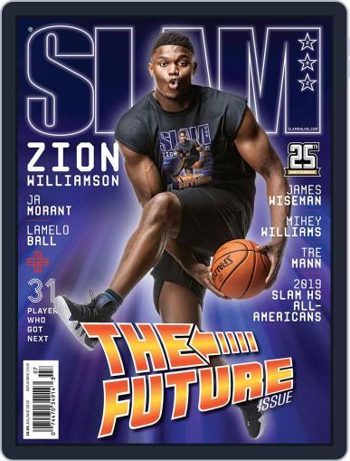 Slam July 1st, 2019 Digital Back Issue Cover
