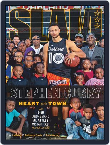 Slam January 1st, 2019 Digital Back Issue Cover