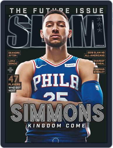 Slam July 1st, 2018 Digital Back Issue Cover