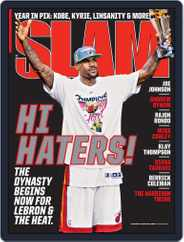 Slam (Digital) Subscription July 17th, 2012 Issue