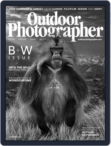 Outdoor Photographer (Digital) November 1st, 2019 Issue Cover