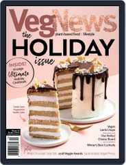 VegNews (Digital) Subscription November 1st, 2018 Issue