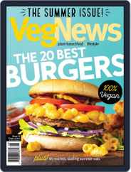VegNews (Digital) Subscription July 1st, 2018 Issue
