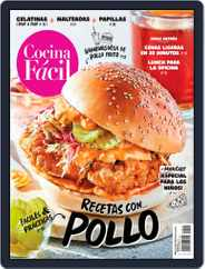 Cocina Fácil (Digital) Subscription April 1st, 2020 Issue