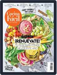 Cocina Fácil (Digital) Subscription January 1st, 2020 Issue