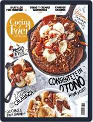Cocina Fácil (Digital) Subscription November 1st, 2019 Issue