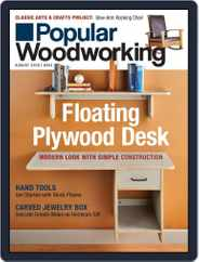 Popular Woodworking (Digital) Subscription August 1st, 2020 Issue