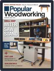 Popular Woodworking (Digital) Subscription February 1st, 2020 Issue