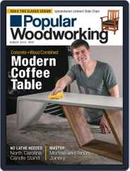 Popular Woodworking (Digital) Subscription August 1st, 2019 Issue