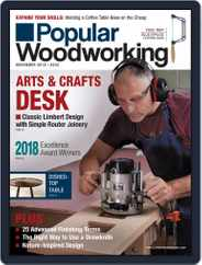 Popular Woodworking (Digital) Subscription November 1st, 2018 Issue