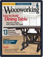 Popular Woodworking (Digital) Subscription October 1st, 2018 Issue