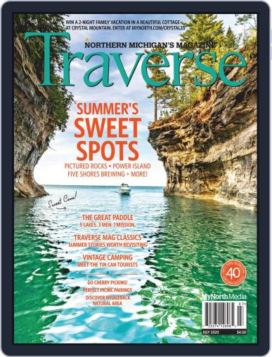 Traverse, Northern Michigan's (Digital) July 1st, 2020 Issue Cover