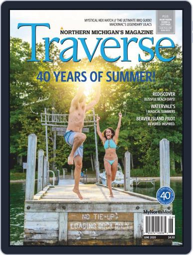 Traverse, Northern Michigan's (Digital) June 1st, 2020 Issue Cover