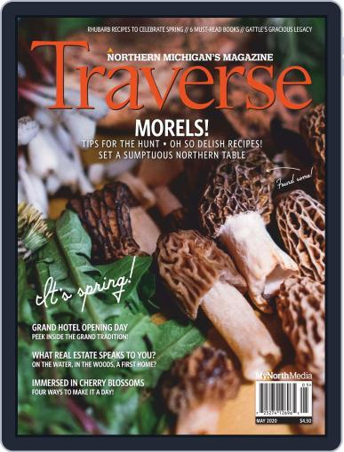 Traverse, Northern Michigan's (Digital) May 1st, 2020 Issue Cover