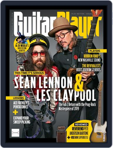 Guitar Player March 1st, 2019 Digital Back Issue Cover