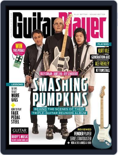Guitar Player December 1st, 2018 Digital Back Issue Cover