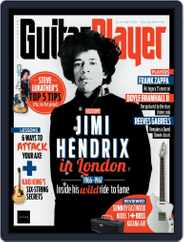 Guitar Player (Digital) Subscription November 13th, 2018 Issue