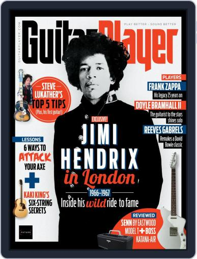 Guitar Player November 13th, 2018 Digital Back Issue Cover