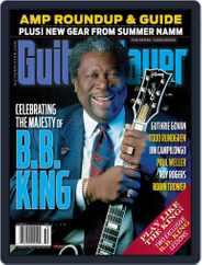 Guitar Player (Digital) Subscription October 1st, 2015 Issue