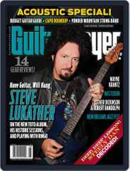 Guitar Player (Digital) Subscription August 1st, 2015 Issue