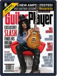Guitar Player (Digital) Subscription September 2nd, 2014 Issue