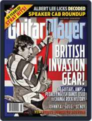 Guitar Player (Digital) Subscription August 5th, 2014 Issue