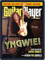 Guitar Player (Digital) Subscription January 25th, 2011 Issue