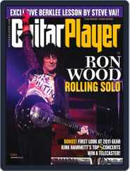 Guitar Player (Digital) Subscription January 12th, 2011 Issue