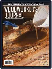 Woodworker's Journal (Digital) Subscription April 1st, 2020 Issue